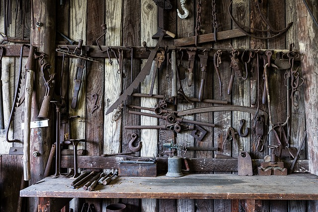 nářadí kováře