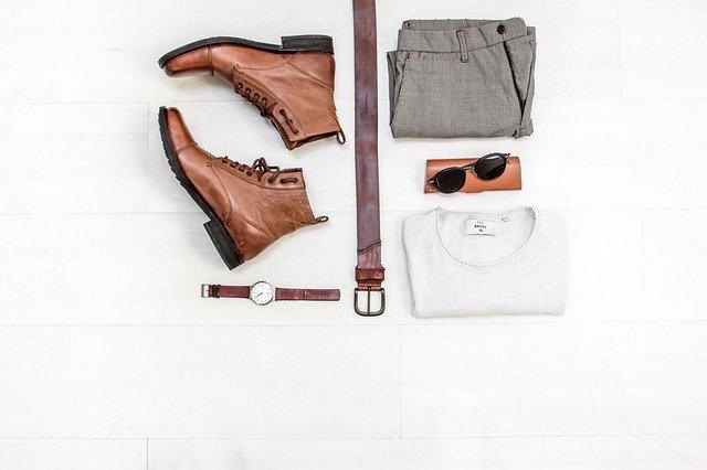 móda a doplňky pro muže