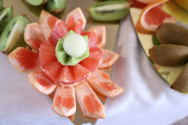 ozdoba s ovoce