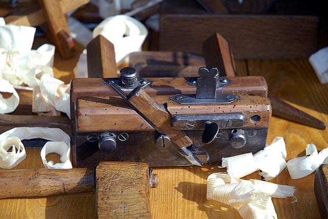 dřevěné odřezky